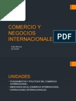 Comercio y Negocios Internacionales