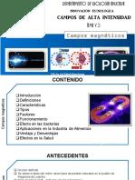 Campos Magnéticos Pulsantes