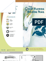 Great Florida Birding Trail Map - East Florida