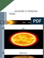 Conhecendo o Sistema Solar Ensino de Ciencias