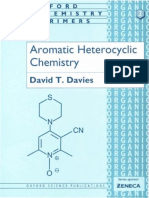Aromatic Hetero Cyclic Chemistry[1]