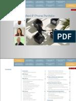 Cisco Unified IP Phone Portfolio