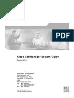 Cisco Callmanager Admin Guide Rel 4_0_1