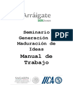 Manual Seminario Generacion y Maduracion de Ideas