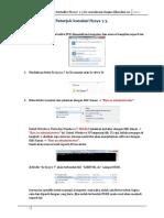 3. Petunjuk Instalasi Hysys 7.3.pdf