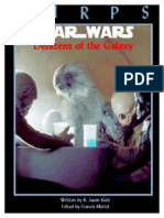 GURPS Star Wars - Denizens of the Galaxy