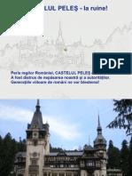 Salvati Castelul Peles