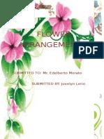 Jovelyn Flower Arrangement