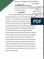 Don Sherman Background Affidavit May 29 2012