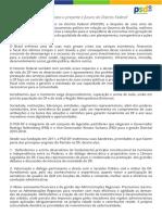 Nota PSD