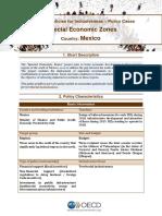 Mexico - Special Economic Zones