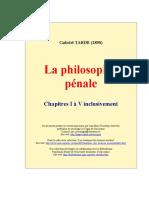 Philo Penale 1