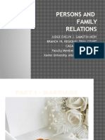 Persons & Family Relations Final