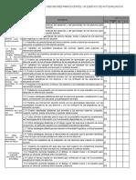 Perfiles y Parámetro de Mi Diagnóstico.
