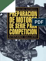 128761712 Preparacion de Motores de Serie Para Competicion Stefano Gillieri PDF