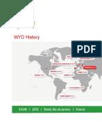 WYD History.docx