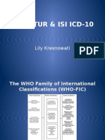 (2) Pengenalan Icd-10 Struktur & Isi