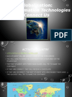globalisation - information technology