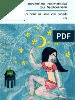 1001 de Nopti Vol. 01 BPT 1966