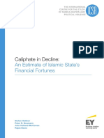 ICSR Report Caliphate in Decline an Estimate of Islamic States Financial Fortunes