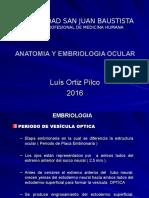 Embriol Anat Fisiol Ocular 2016