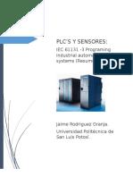 Resumen IEC 61131-3