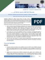 Investor Presentation for December 31, 2016 [Company Update]