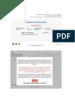 Requisitos Para Reconsideración de Fonavi