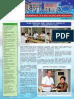 Kaminero Newsletter Jan-Mar2011