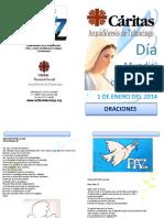Oraciones Por La Paz