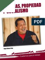 CHAVEZ HUGO. Comunas Propiedad y Socialismo.pdf