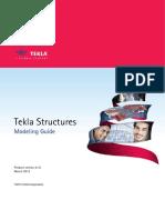 Modeling Guide 210 TEKLA