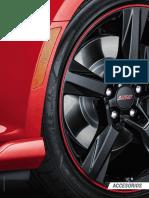 Catalogo Accesorios Chevrolet 2007-2016