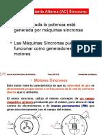 Motores Sincronos 11 12