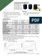 12.5GHz Photodetectors