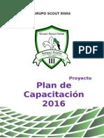 Plan de Capacitacion Grupo Scout Iwias Rev.04