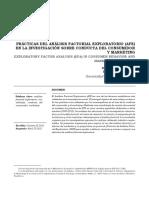 2012, Frias-Navarro, Practicas del analisis factorial exploratorio en la investigacion sobre conducta del consumidor y marketing.pdf