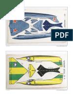 Vintage Paper Planes 06