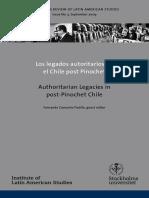 La Larga Sombra Del Dictador (Pinochet)