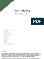 Part Plastic Defects