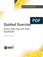 Section4Exercise1-BuildAWebAppWithWebAppBuilder