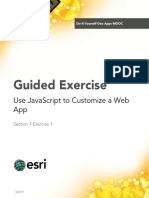 Section7Exercise1 Use JavaScriptToCustomizeAWebApp