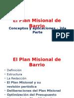 150135106-El-Plan-Misional-de-Barrio-Conceptos-y-Aplicaciones-2da-Parte.pptx