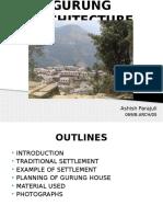 Gurung Architecture