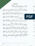 Prelude, Ballet & Courante
