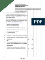 Annex III - Bills of Quantities for 3-Classrooms School Block in Pibor