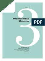 3. Pharmaceutical Chemistry