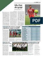 La Provincia Di Cremona 18-02-2017 - Calcio Lega Pro - Pag.2
