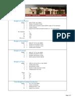 Cable Design Formulas