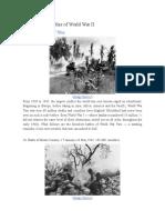 10 Bloodiest Battles of World War II